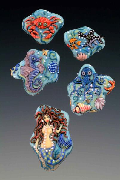 bead dreams 2007 place category handmade or