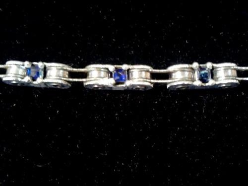 Steampunk Jewelry Steampunk Jewelry Blue